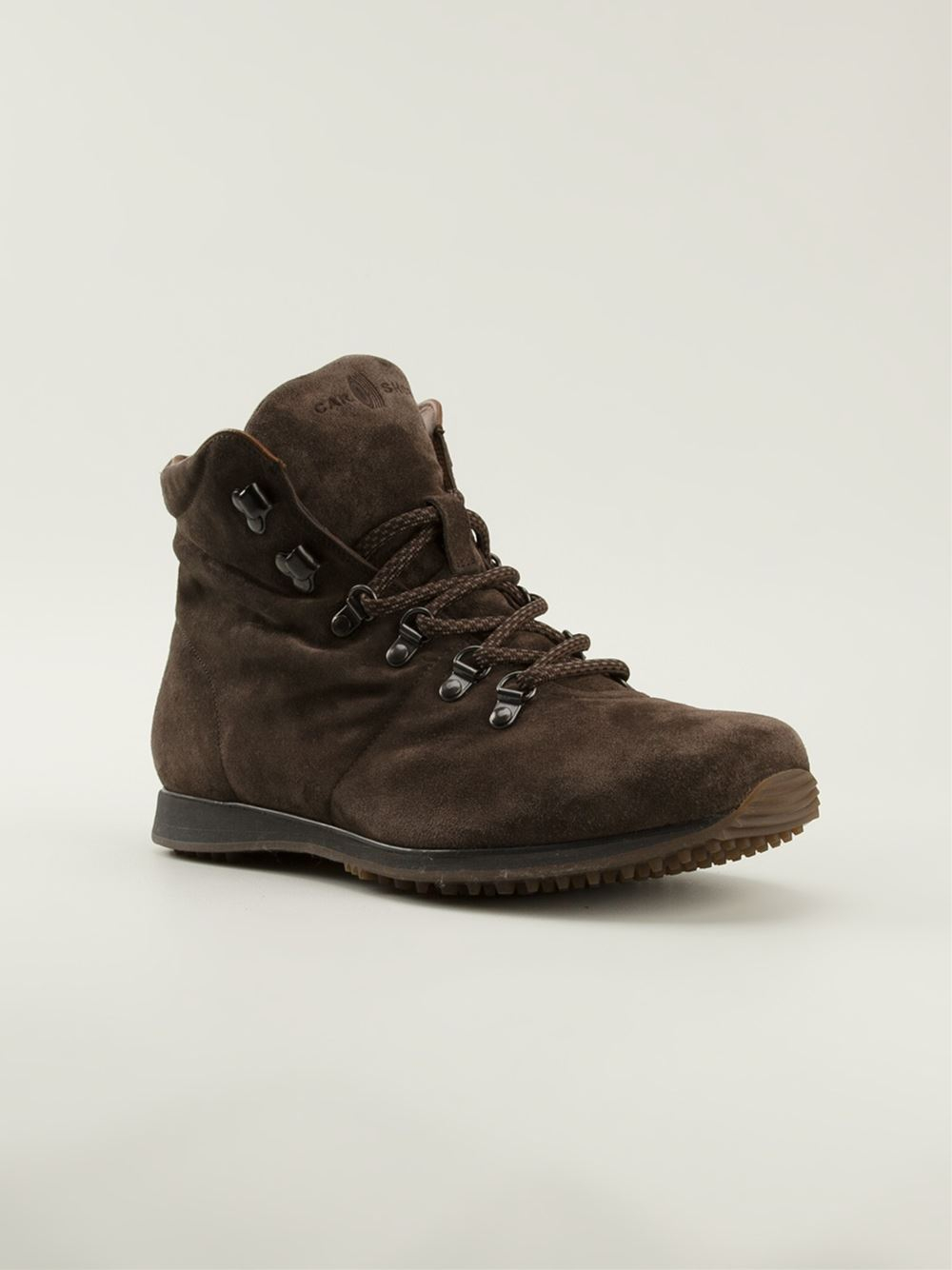 Car Shoe Hiking Style Boots In Brown For Men Lyst