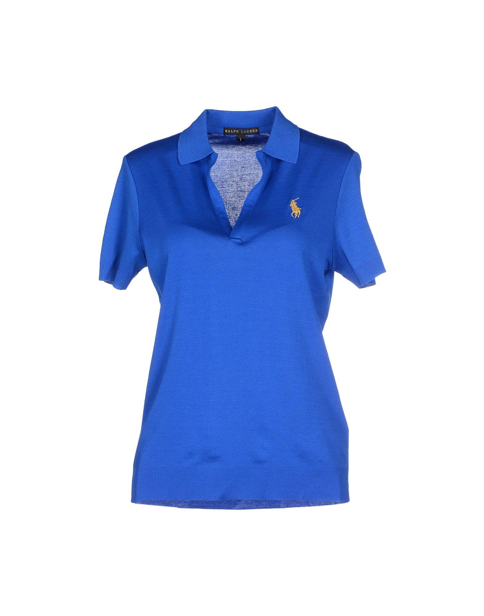 Ralph lauren black label polo shirt in blue lyst for Ralph lauren black label polo shirt