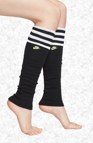 Nike U0026#39;Classicu0026#39; Leg Warmers In Purple | Lyst