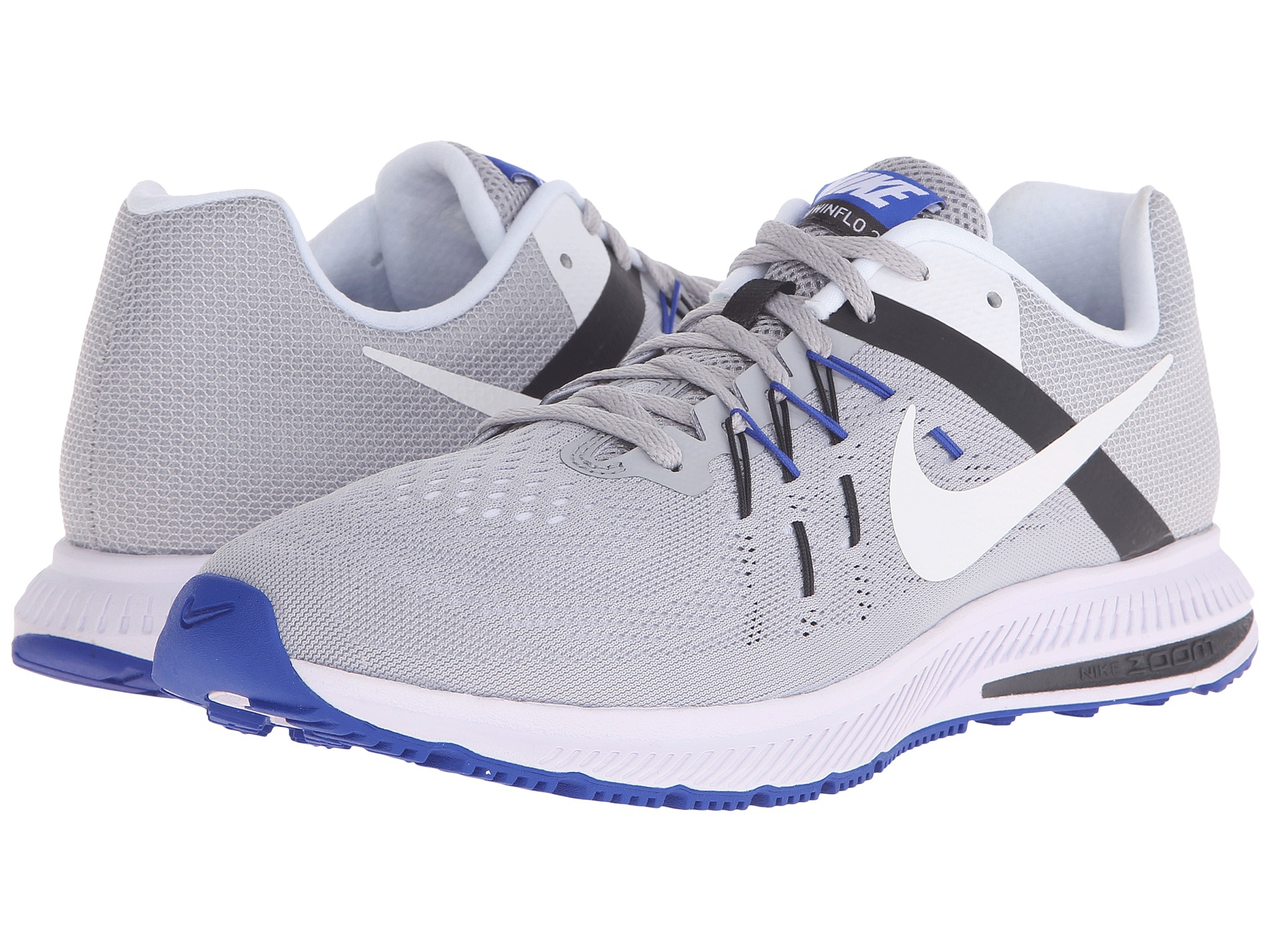 5df7bc639604 Lyst - Nike Zoom Winflo 2 in Gray for Men