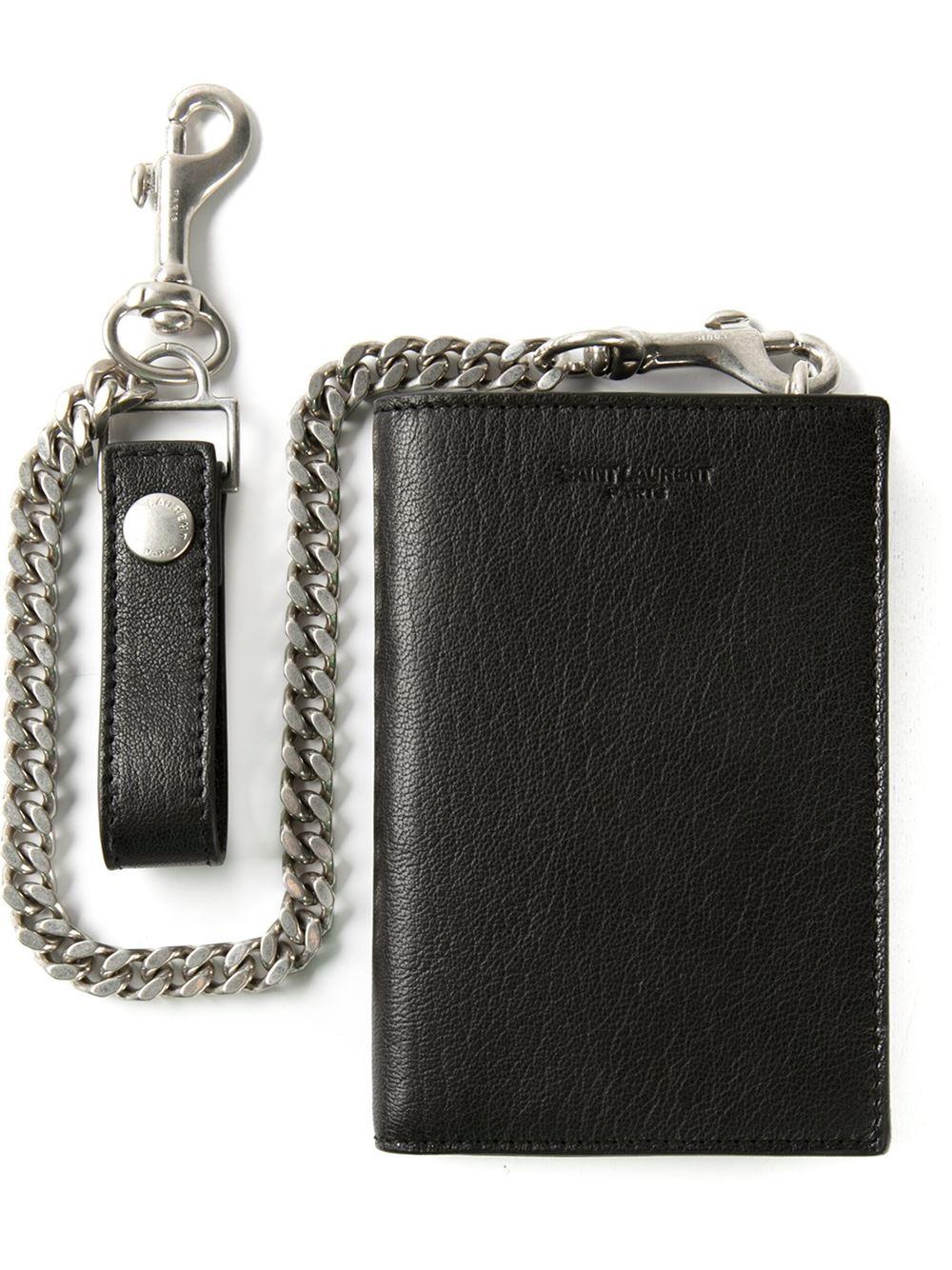 d8736d6d6f47 Lyst Saint Lau Rider Chain Wallet In Black For Men. Accessories Shoulder  Bags ...