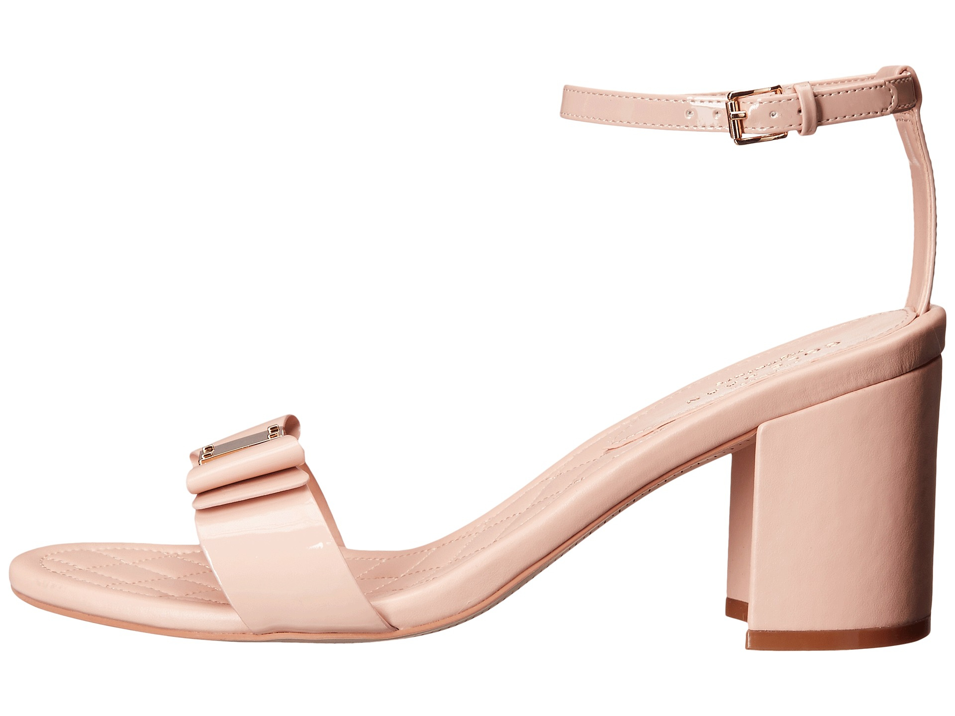 457f79b66c95 Lyst - Cole Haan Tali Bow High Sandal in Pink