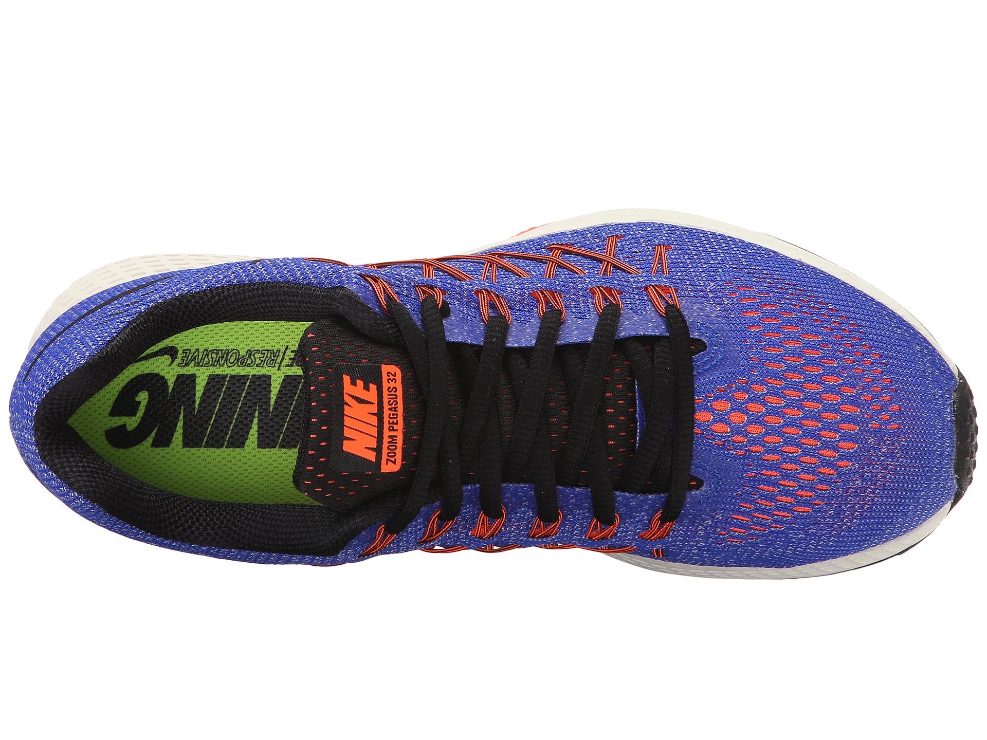 meilleur service af35b 31bf2 Lyst - Nike Air Zoom Pegasus 32 in Blue