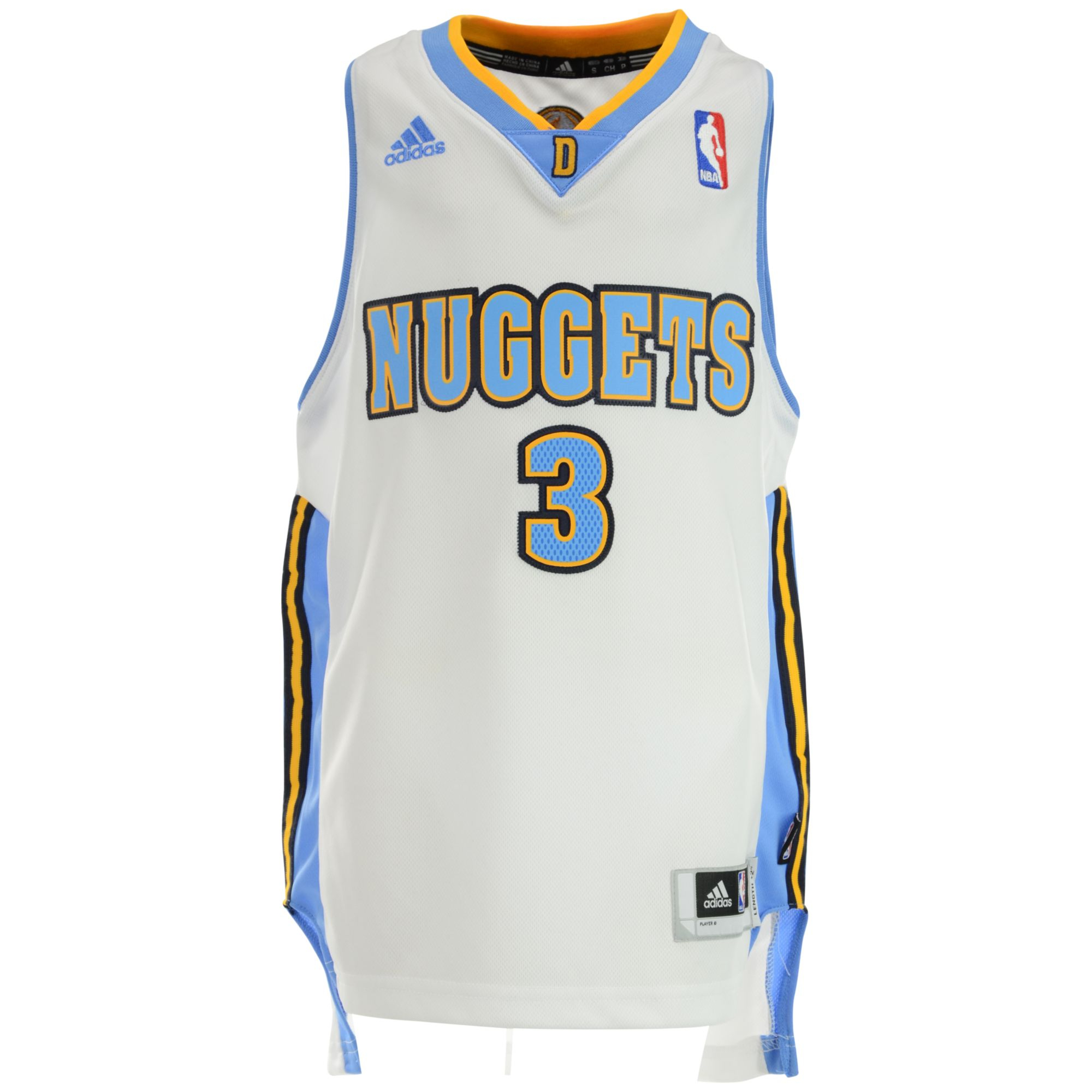 Mens Adidas Denver Nuggets 25 Malik Beasley Authentic: Adidas Boys' Ty Lawson Denver Nuggets Revolution 30