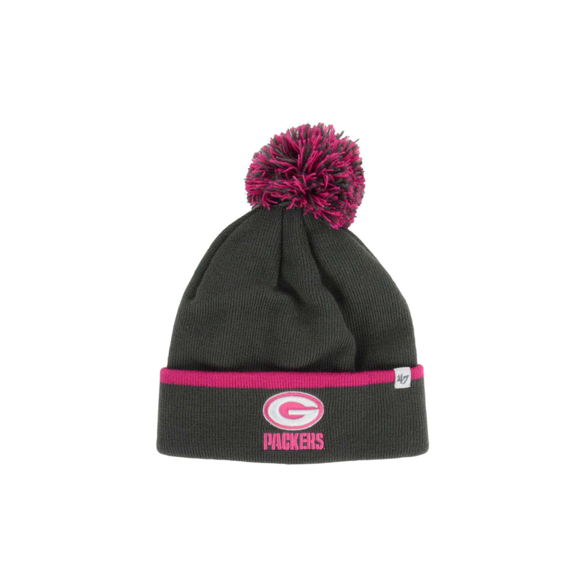 ... new zealand lyst 47 brand green bay packers baraka knit hat in gray for  men 74350 268d19e20