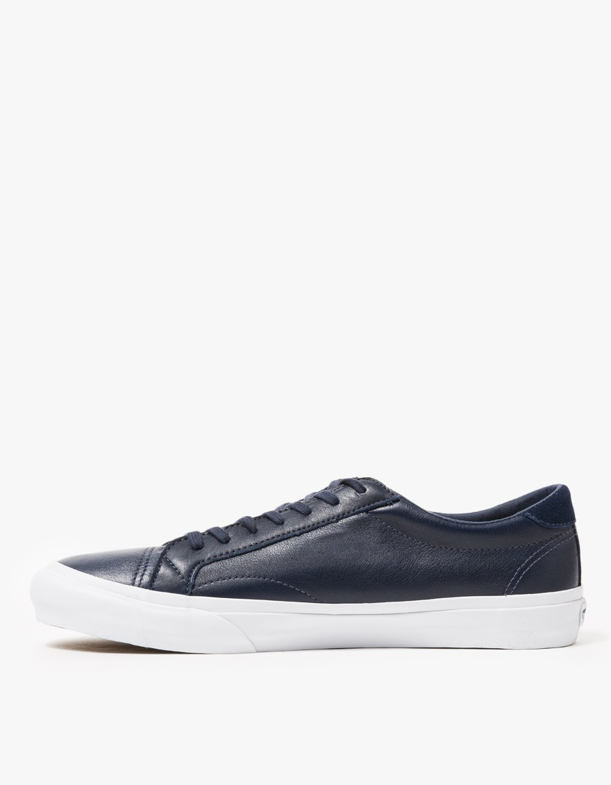 Peacoat Jeans Leather Shoes
