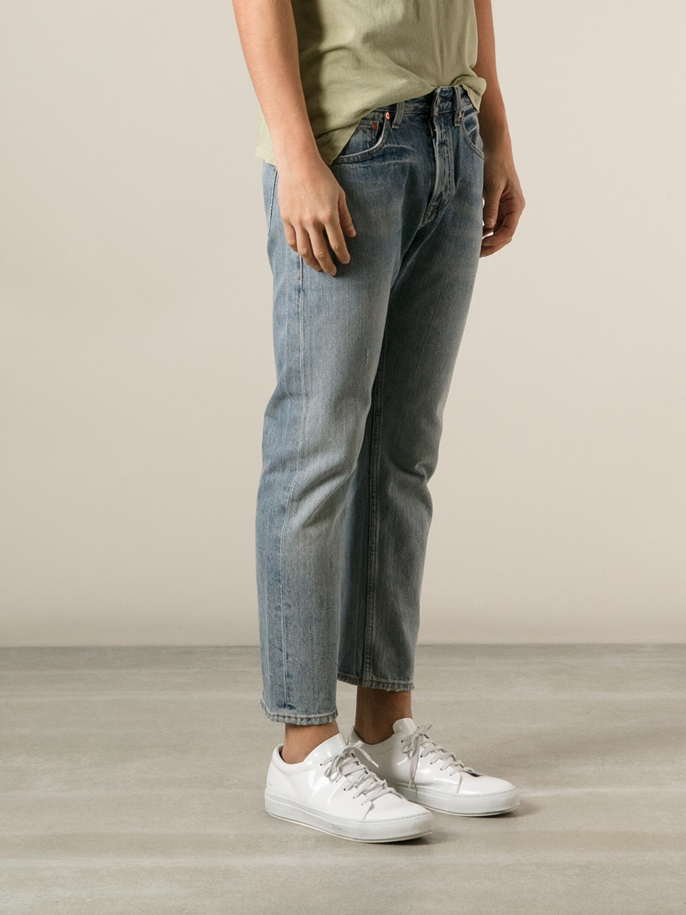 9e336efd5f04 you think cropped jeans or cropped pants look better? : streetwear