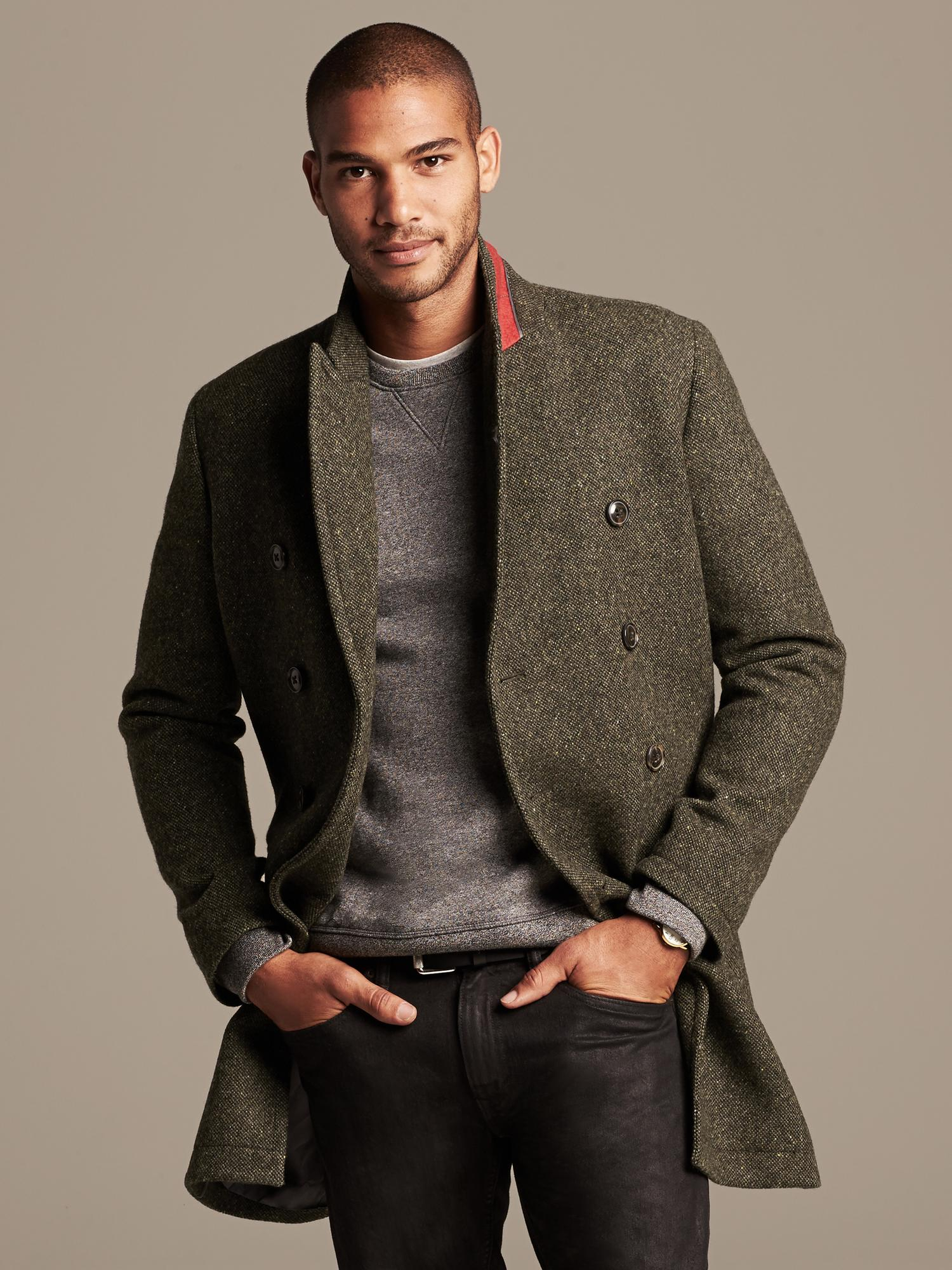 Elevate any wardrobe with Men's Jackets & Coats from Banana Republic Factory. Browse an incredible selection of the latest Jackets for Men and find a great fit for any individual style. Create your next great look today with stylish Men's Jackets & Coats from Banana Republic Factory. Find versatile Jackets for Men that will complement your unique personality.
