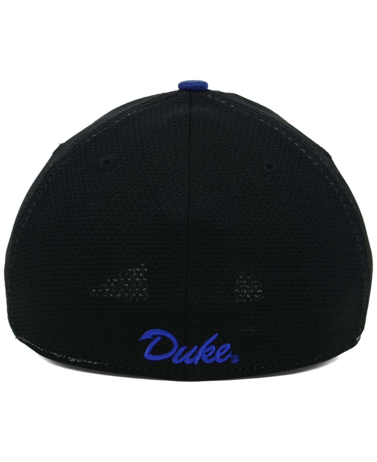 half off 3c9df 68d09 KTZ Duke Blue Devils Ncaa Training Classic 2 39Thirty Cap in Black ...