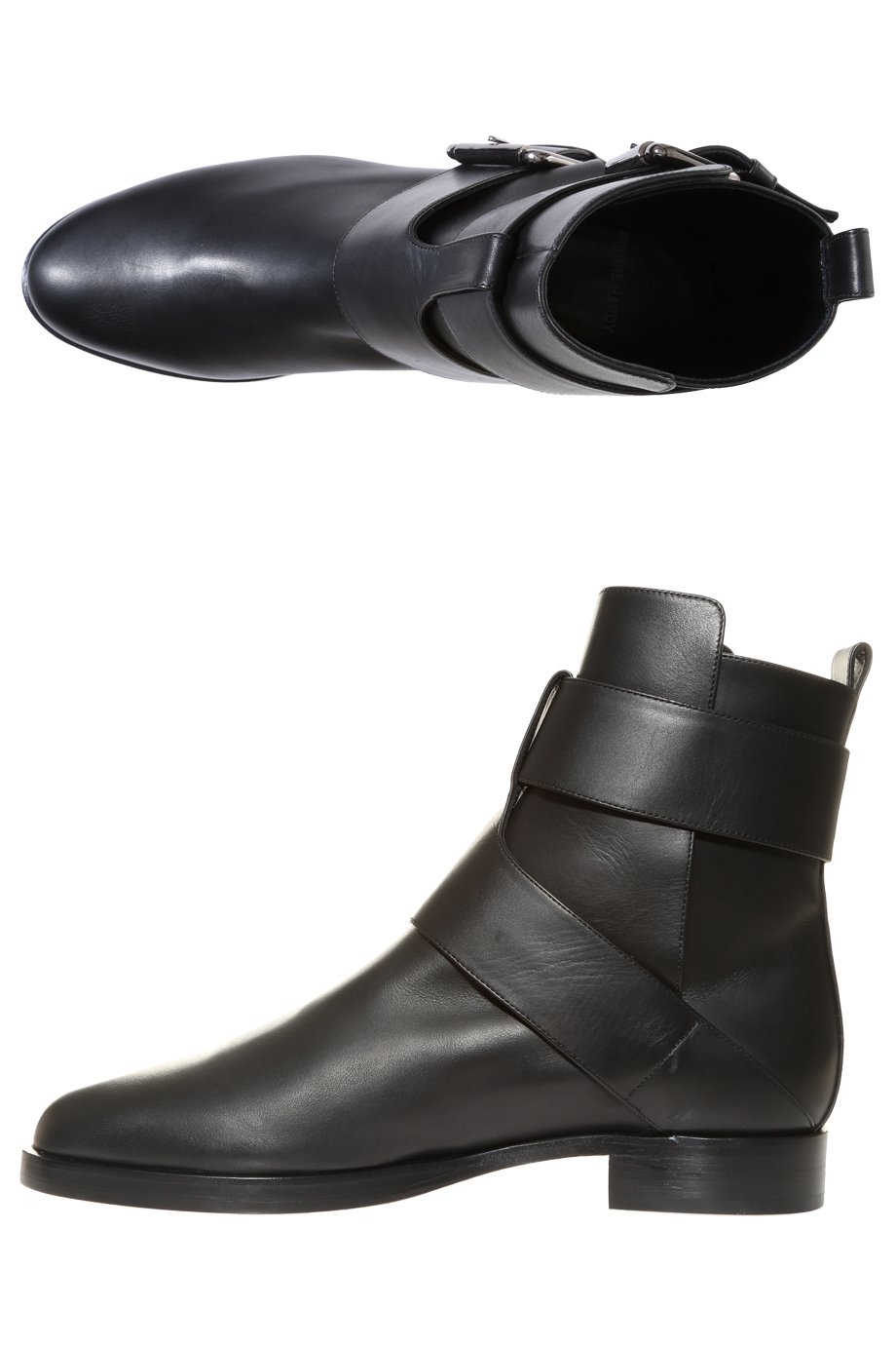 hardy classic ankle boots in black lyst