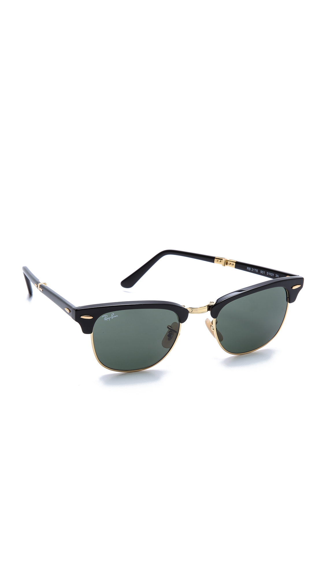 486314b6f2 Ray Ban Clubmaster Crystal Green « Heritage Malta