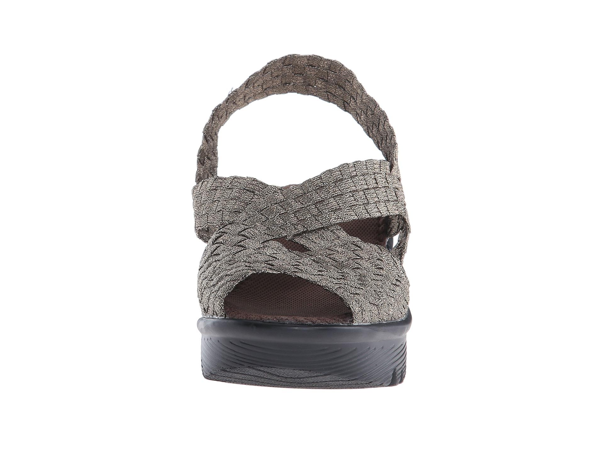 Bernie Mev Size  Heel Shoes Strap Bronze