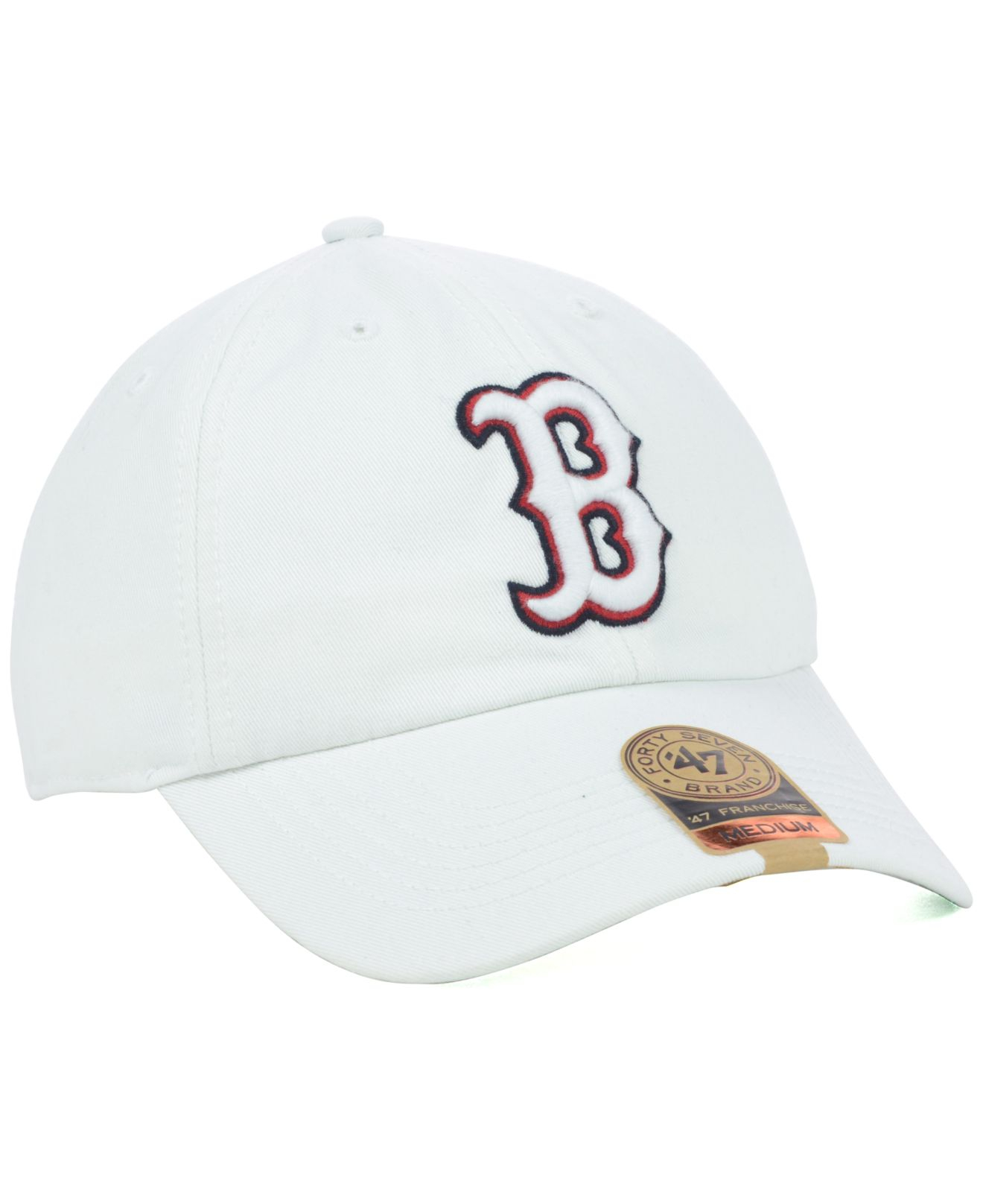 6af5bc22fb952 new zealand lyst 47 brand boston red sox hall of famer franchise cap in  blue 092a7 d24df  reduced lyst 47 brand boston red sox shiver franchise cap  in white ...