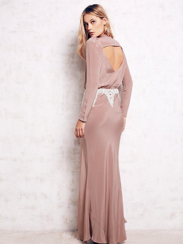 Alabama maxi dress