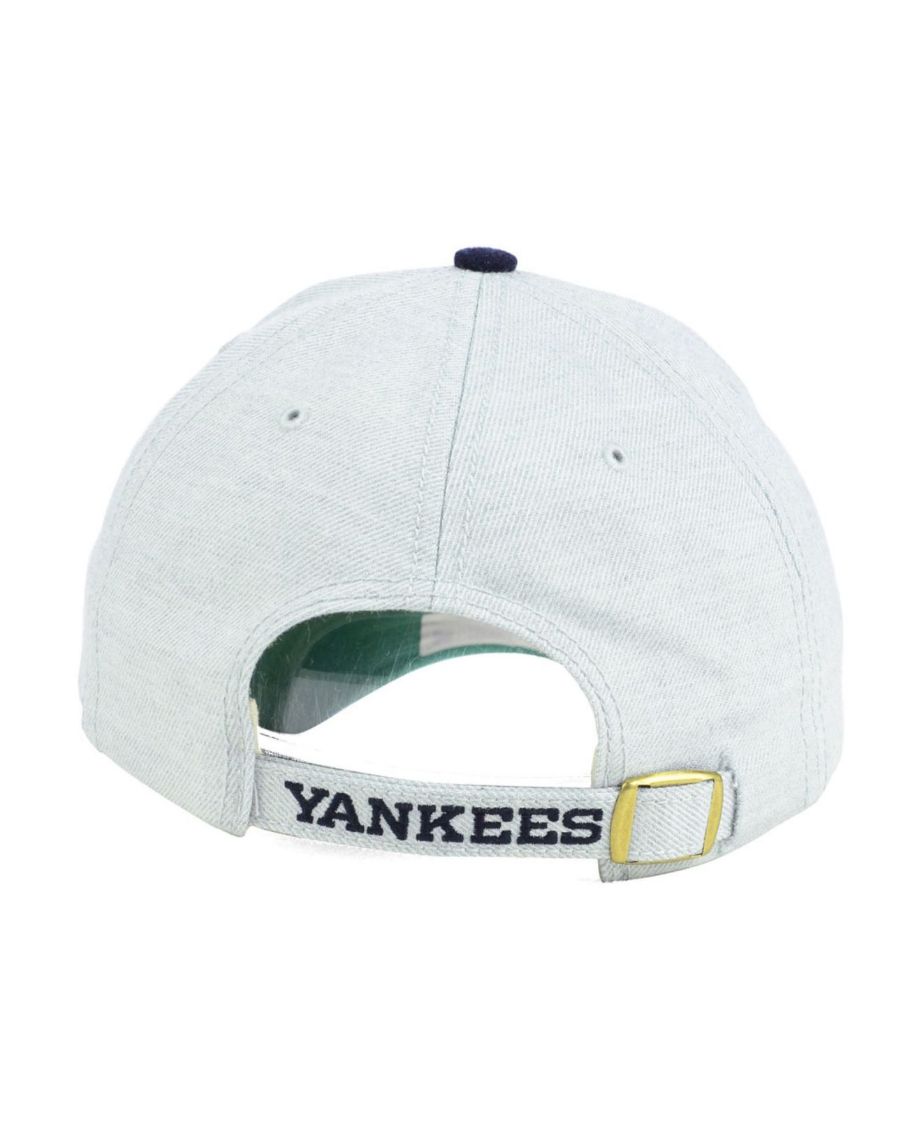 Lyst - 47 Brand New York Yankees Munson Mvp Cap in Gray for Men be162fc573e