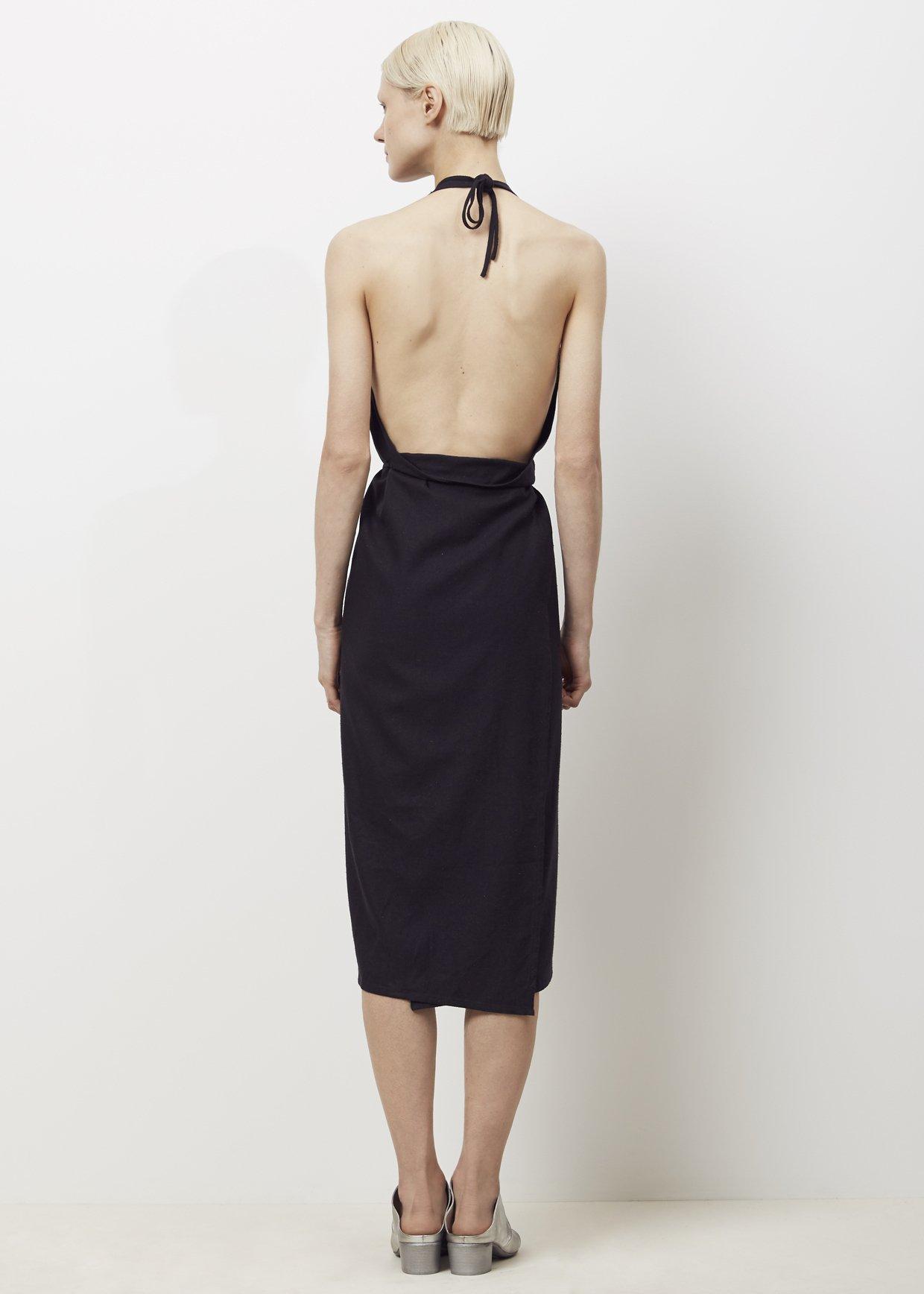 Black Dress Apron
