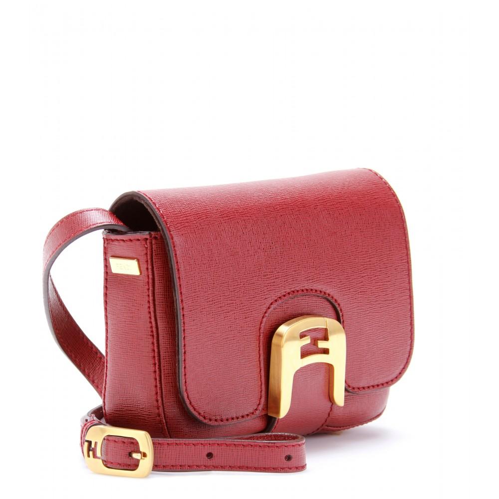 Fendi Chameleon Mini Crossbody Bag