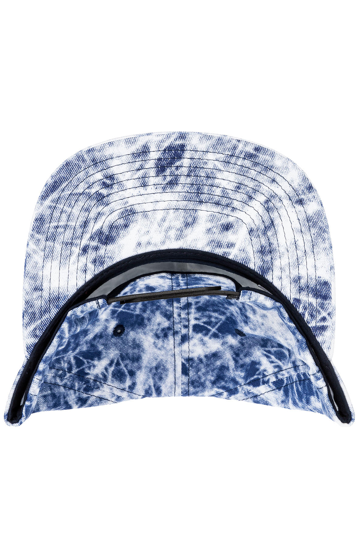 ... where to buy lyst rvca the delux snapback in blue for men 5e881 41a5b 4953d0a39f4
