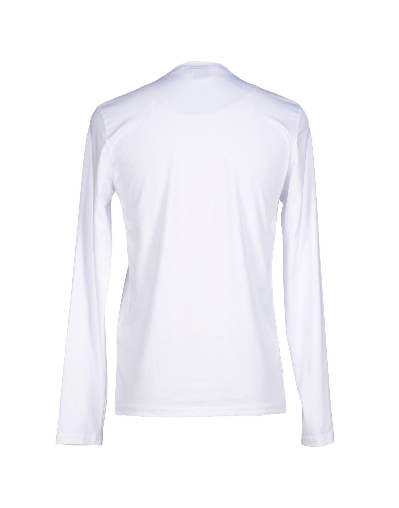 calvin klein t shirt in white for men. Black Bedroom Furniture Sets. Home Design Ideas