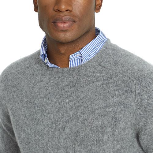 Mens Shetland Wool Sweaters