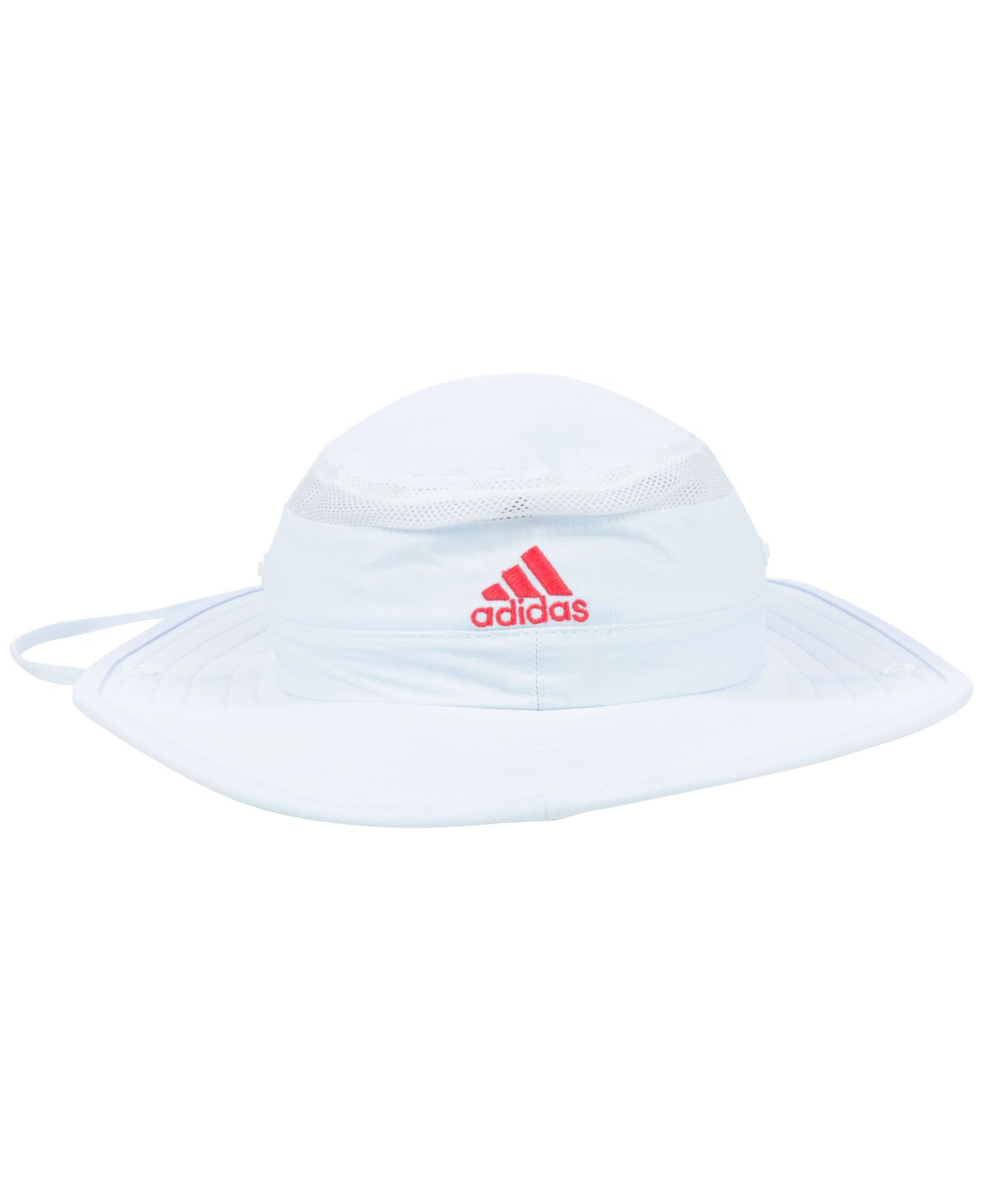 e3a3002b36070 Lyst - adidas Louisville Cardinals Campus Safari Hat in White for Men