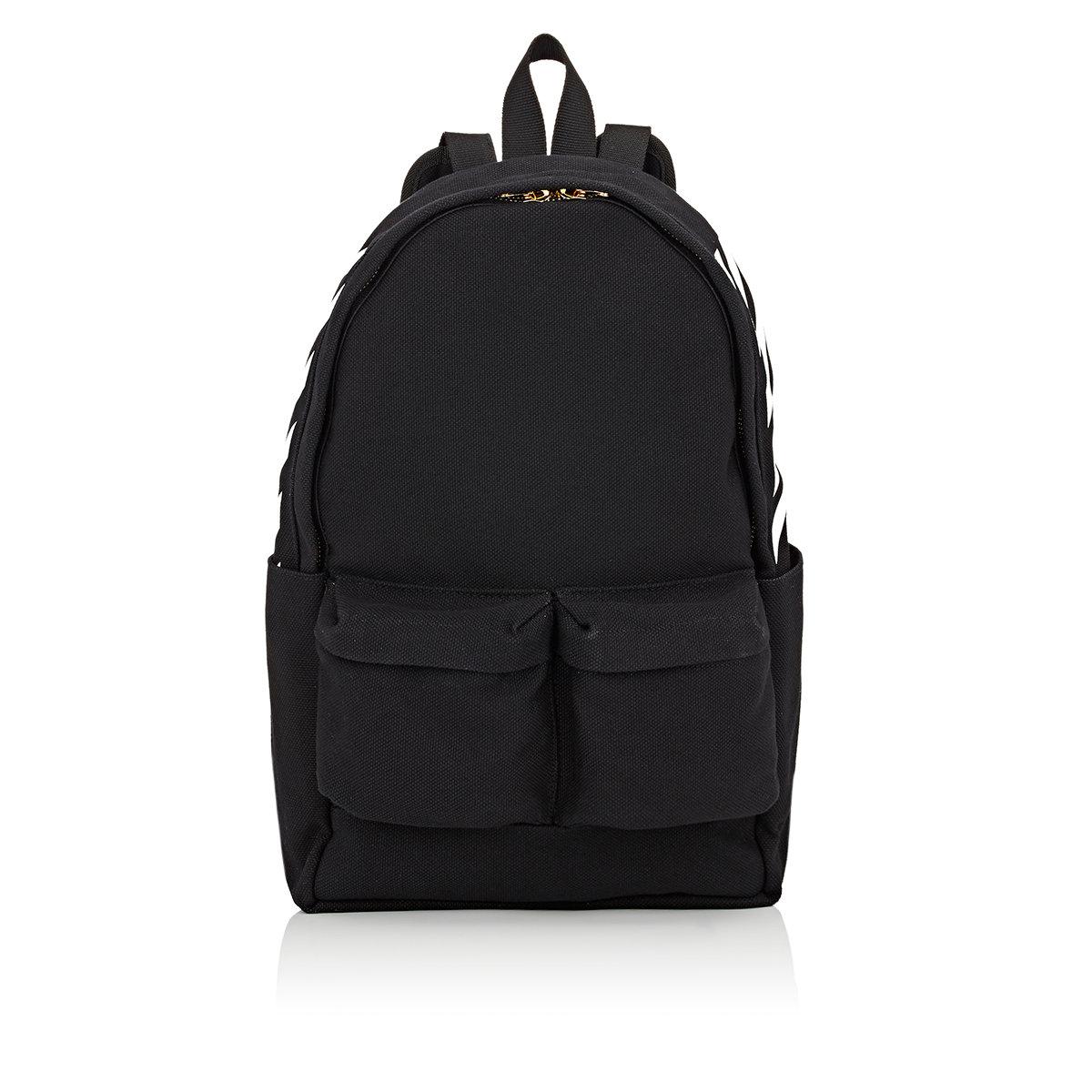 87d2eaffac Off-White C O Virgil Abloh Men s Classic Backpack in Black for Men ...