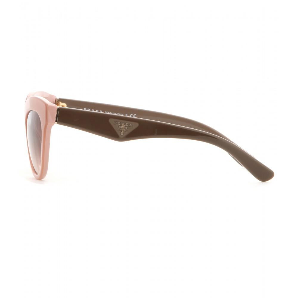 pink prada sunglasses