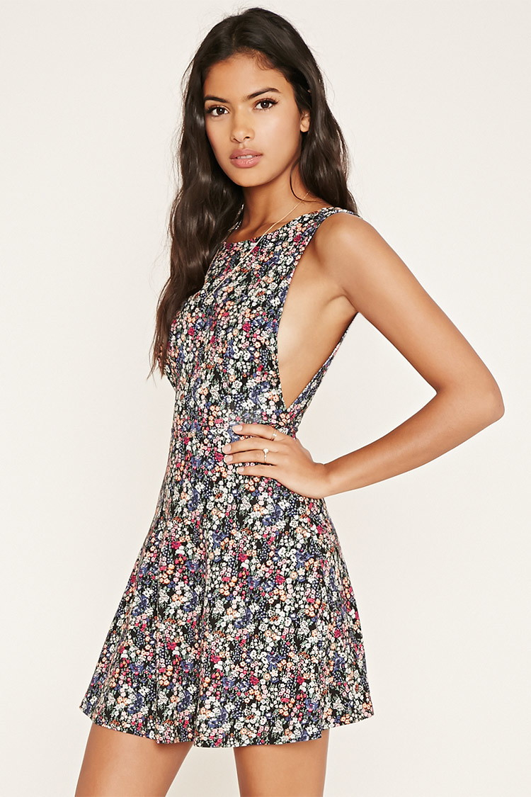 Sep 04,  · Beautiful floral print skater dress, perfect for lunch with the ladies!!!