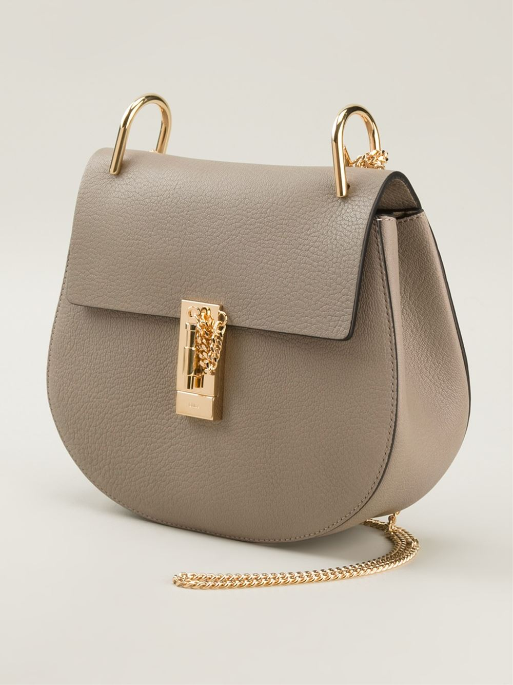 pink chloe bag - chloe grey medium drew saddle bag, chloe paraty replica