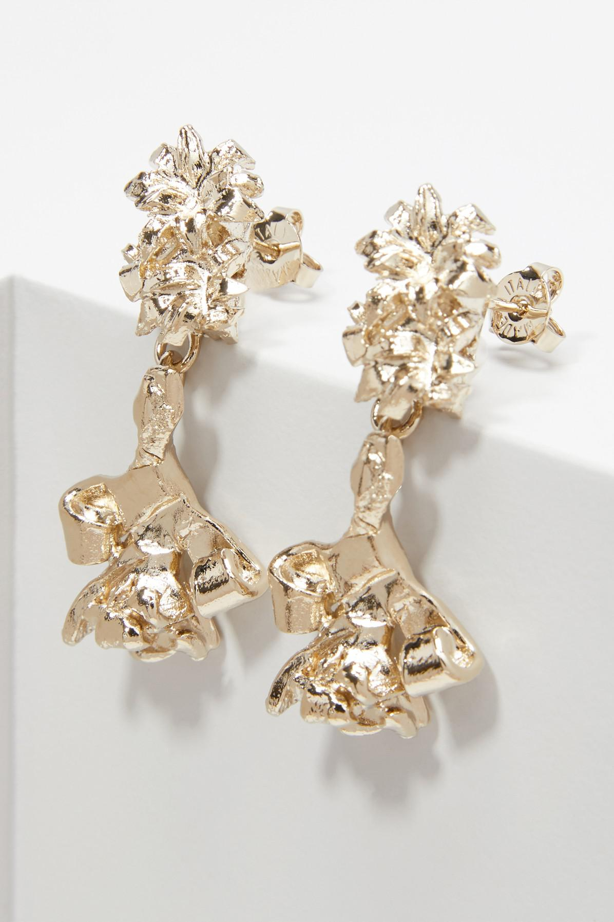 Flower Earrings Valentino XbjlONXy