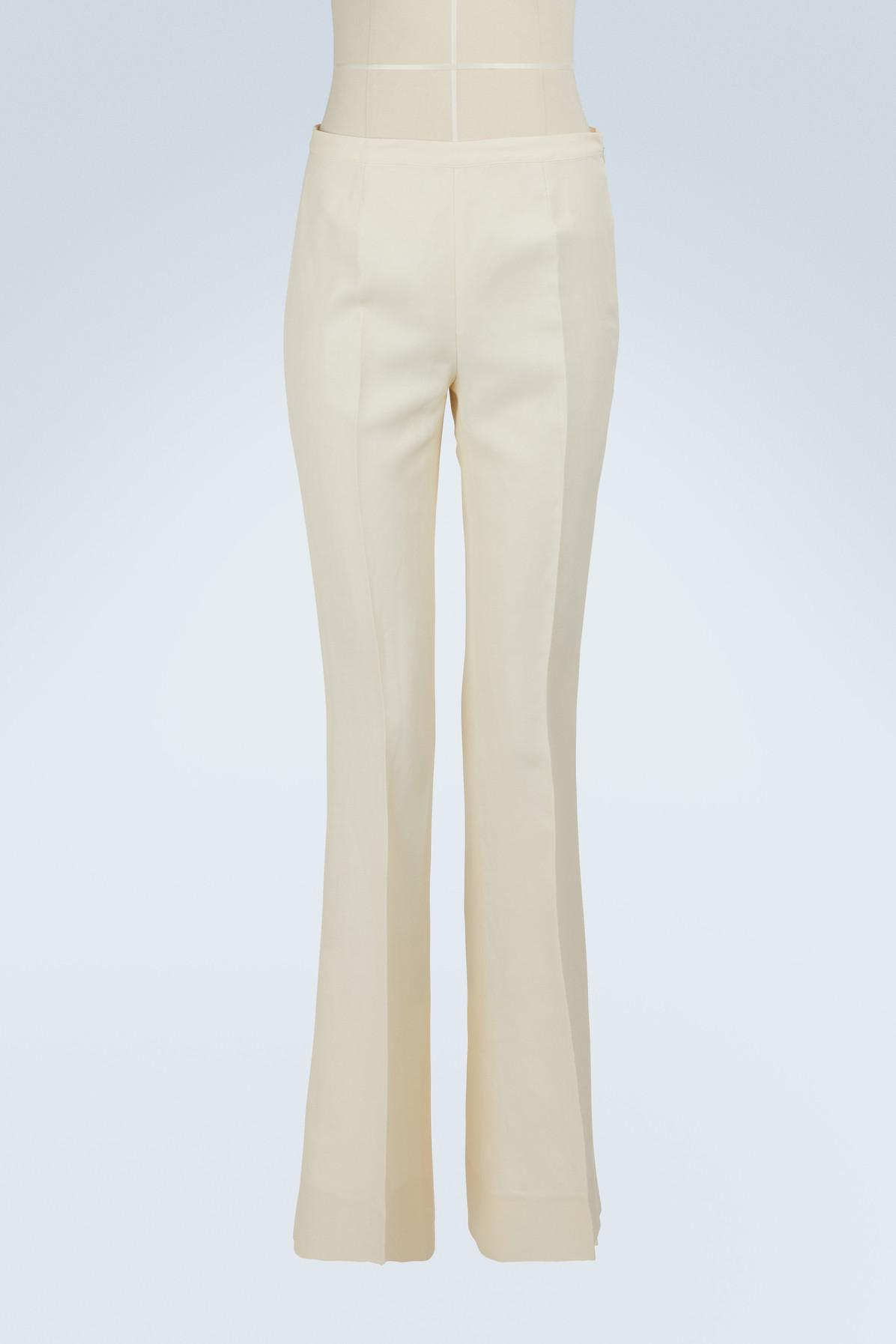 Flared pants Mansur Gavriel