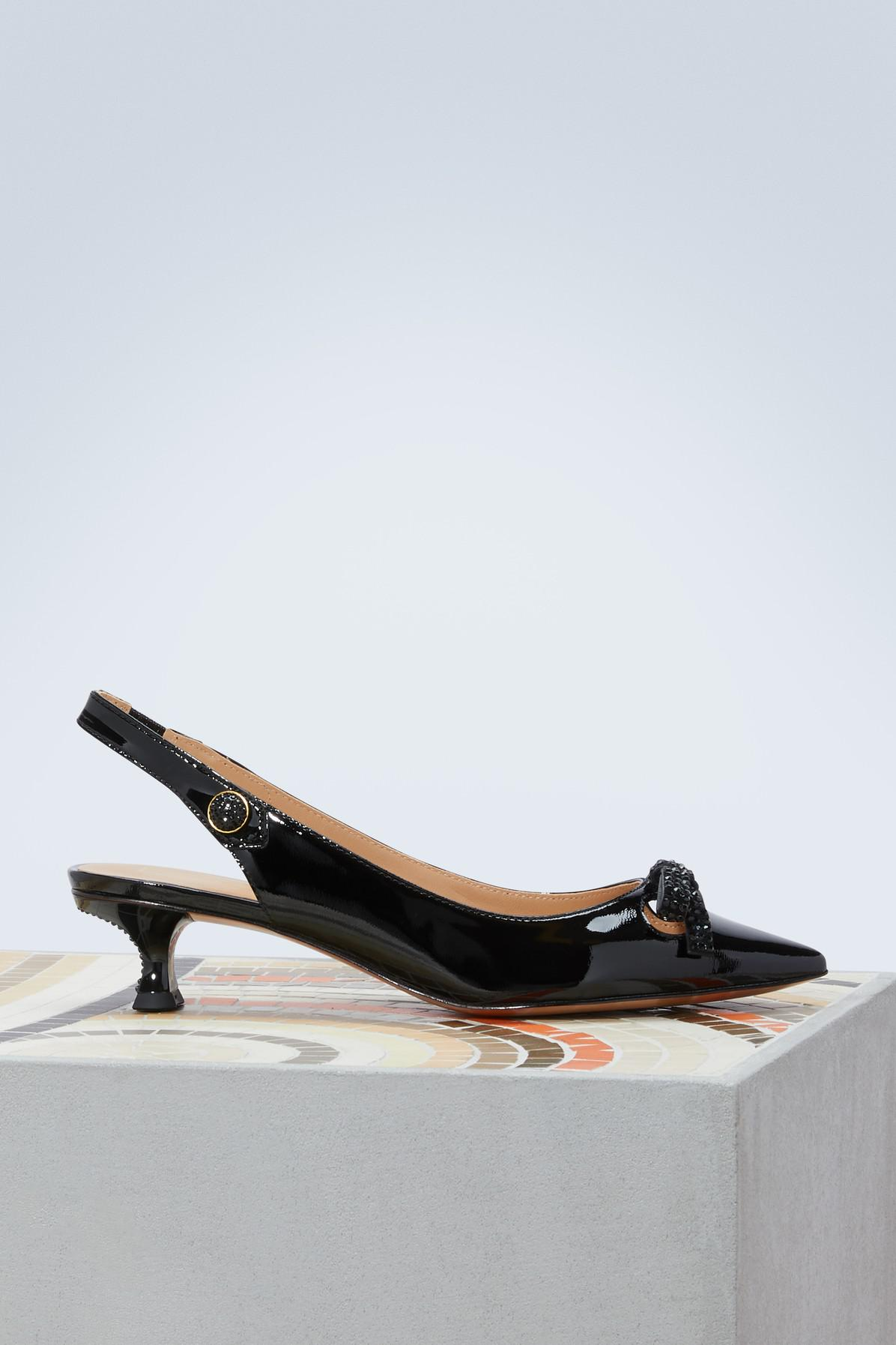 Black Abbey Slingback Heels Marc Jacobs UvFItt
