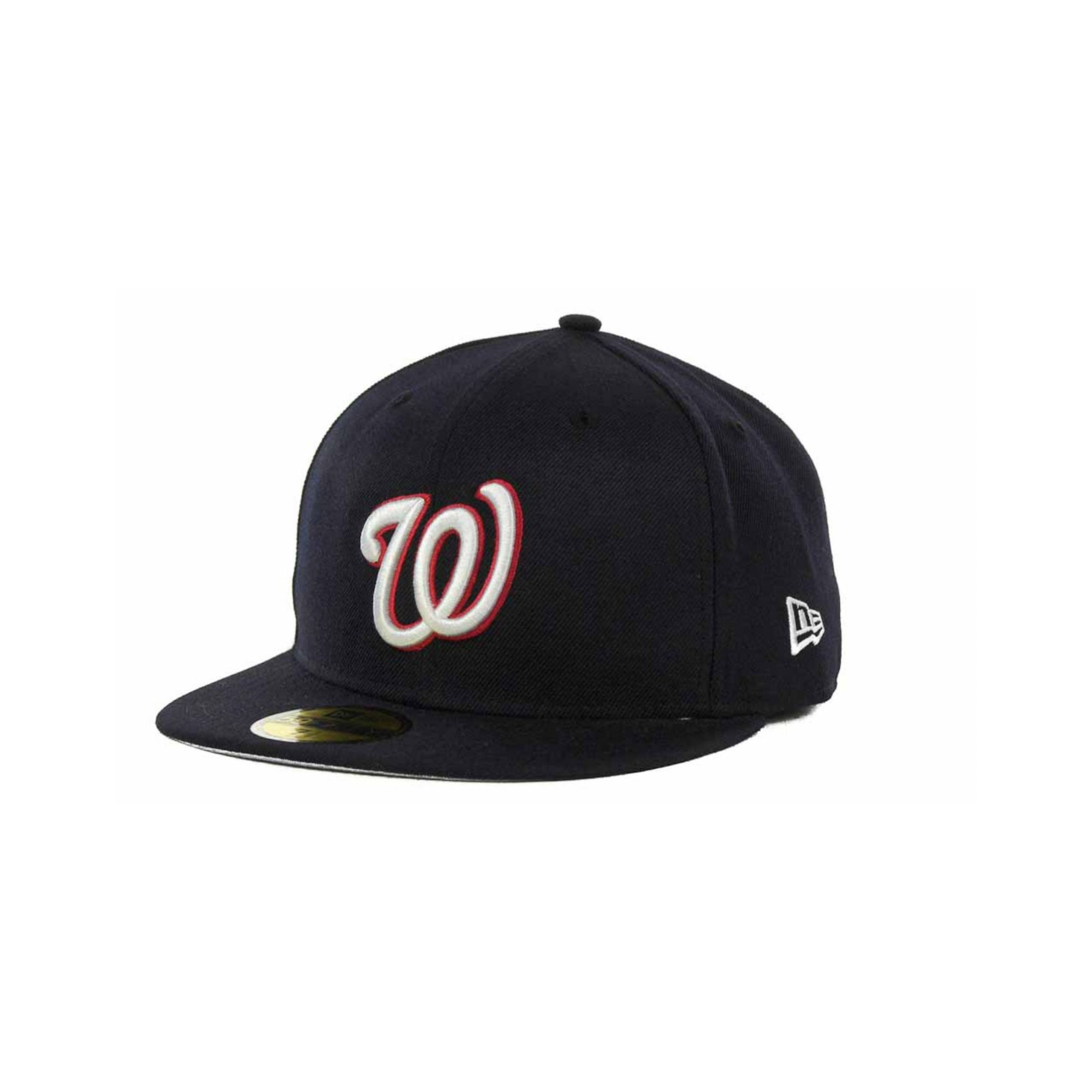 size 40 ff608 634b1 denmark lyst ktz washington nationals mlb cooperstown 59fifty cap in blue  e3814 27e39