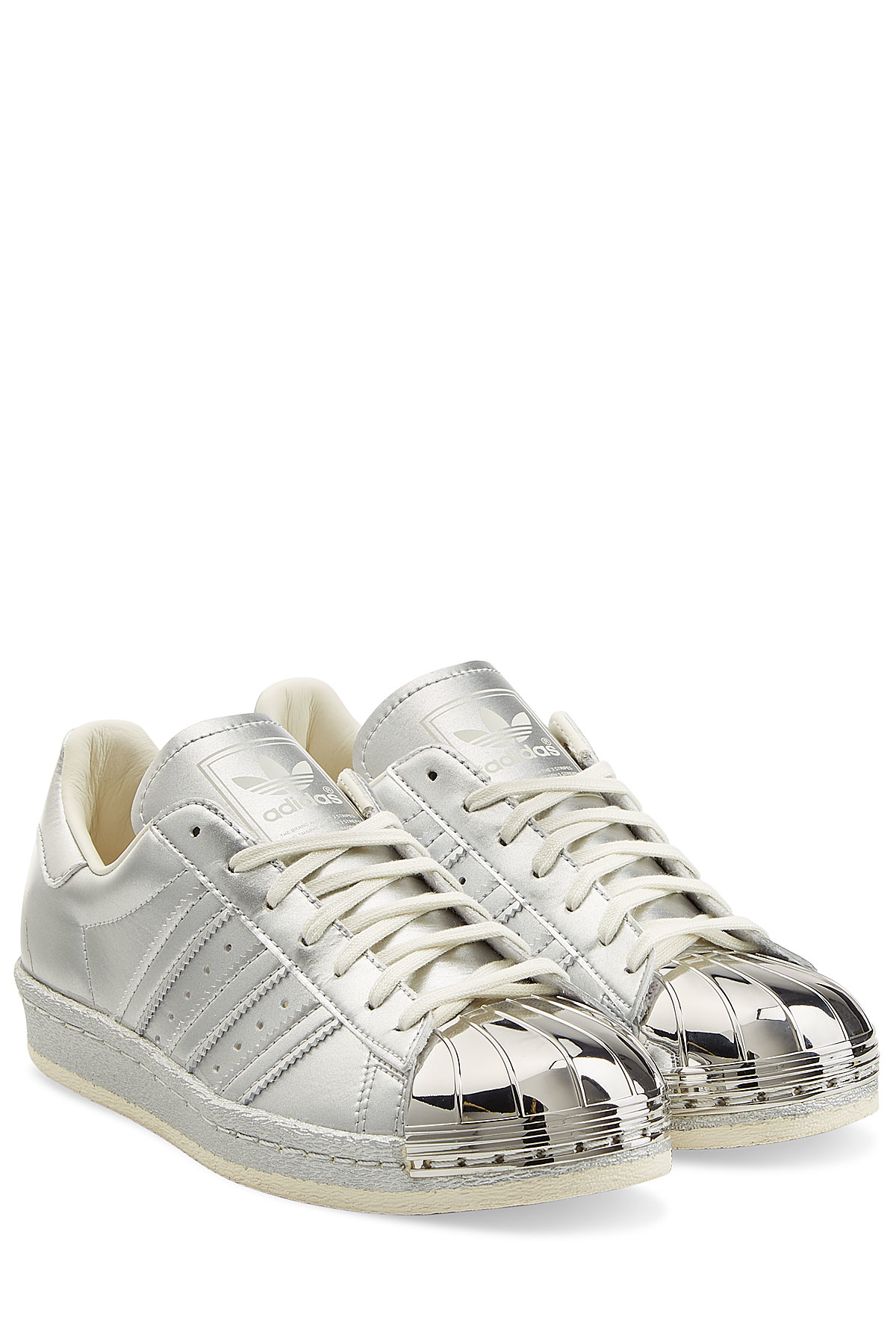 adidas Originals Superstar Foundation CF I White Pink Toddler Infant