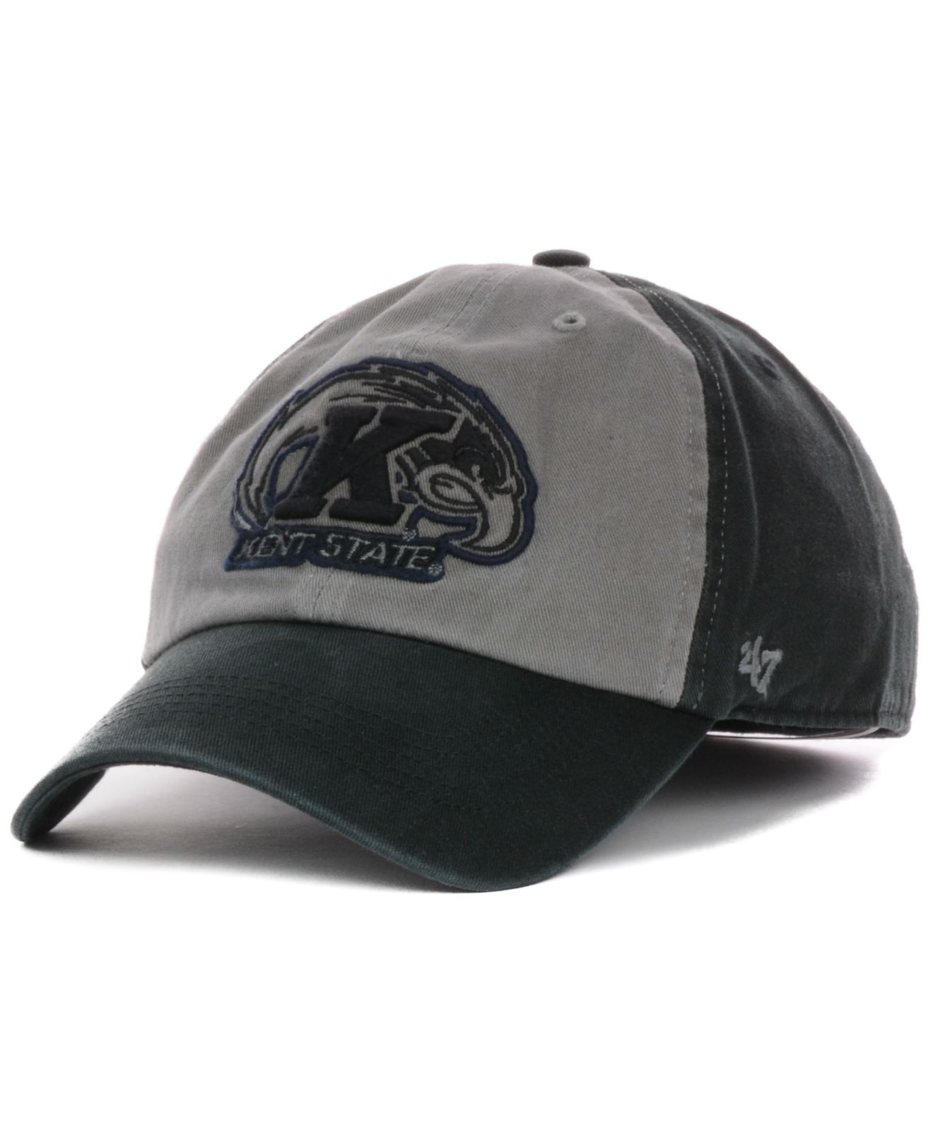 0cf9194b2e2 Lyst - 47 Brand Kent State Golden Flashes Undergrad Easy Fit Cap in ...