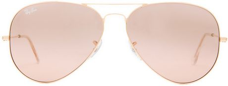 ray ban aviators rose gold louisiana bucket brigade. Black Bedroom Furniture Sets. Home Design Ideas