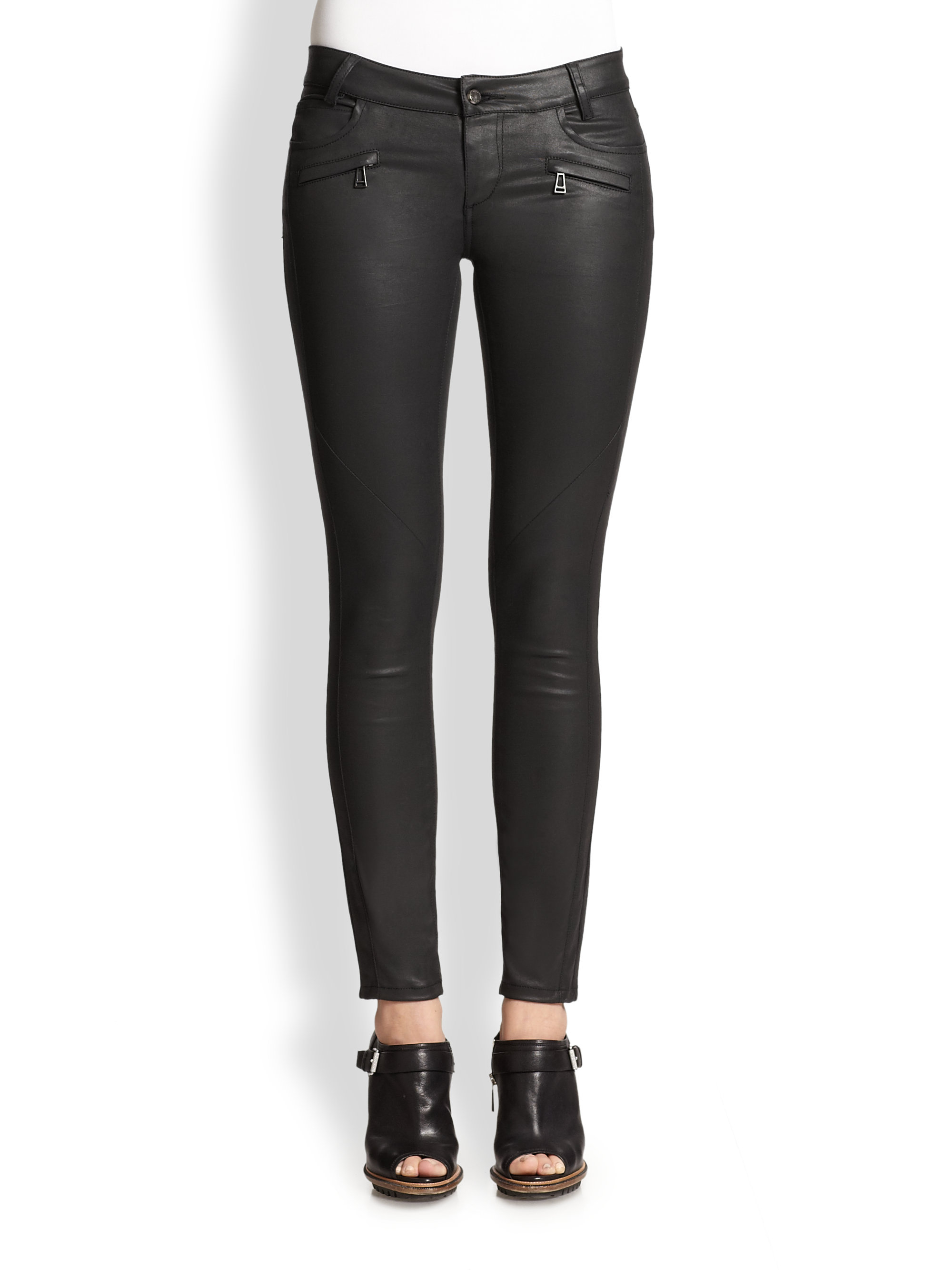 Free shipping and returns on Women's Coated Jeans & Denim at bloggeri.tk
