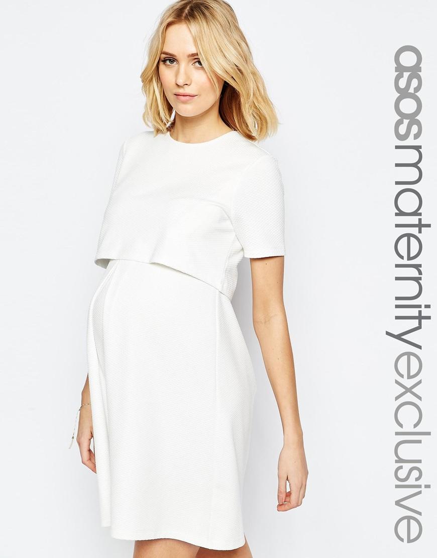 Maternity Skater Dress