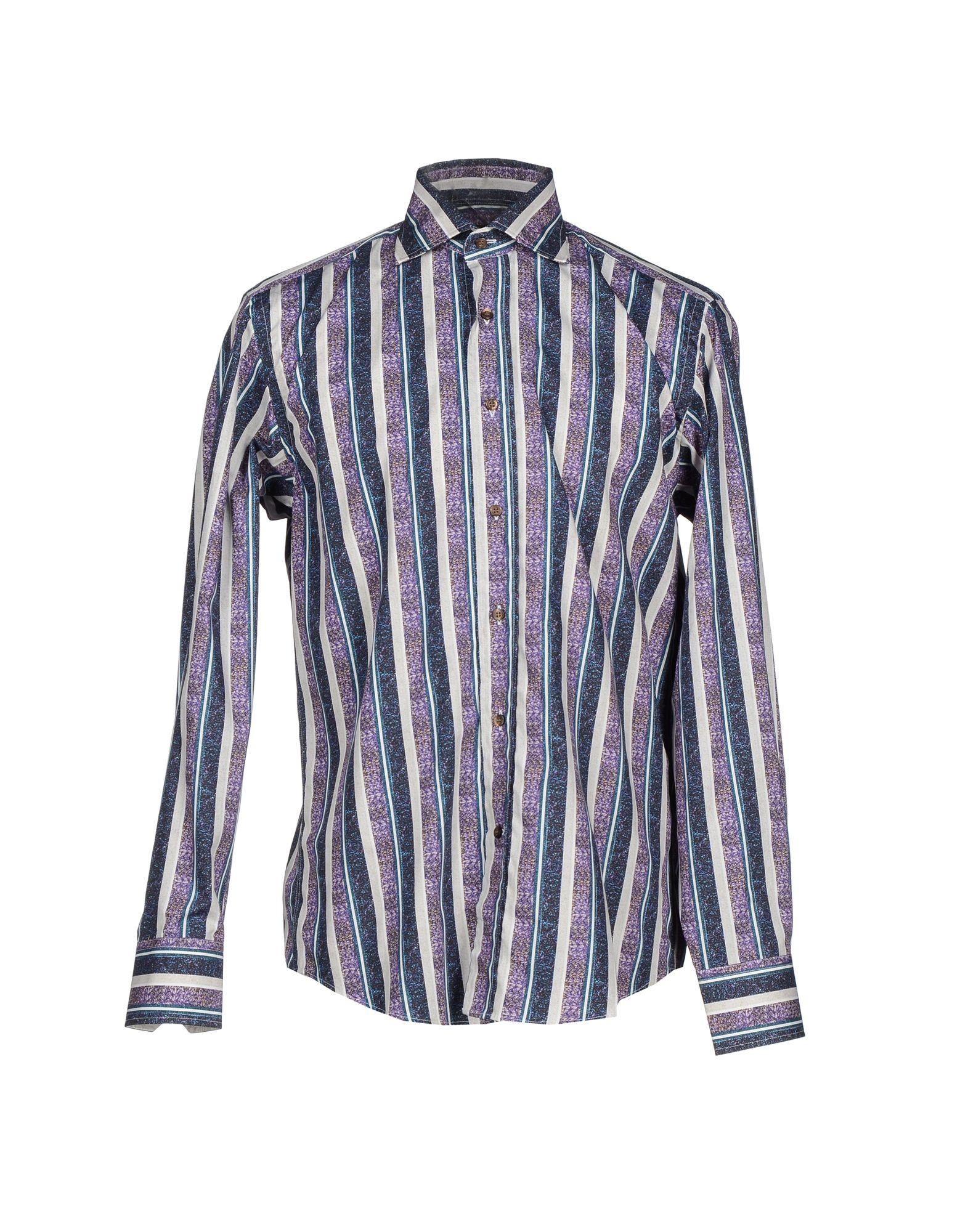 Lyst etro shirt for men for Etro men s shirts