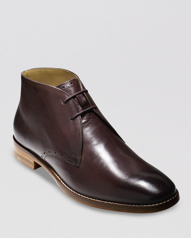J Shoes Chukka Boots