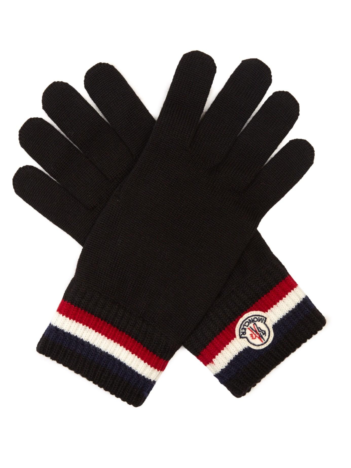 moncler womens gloves