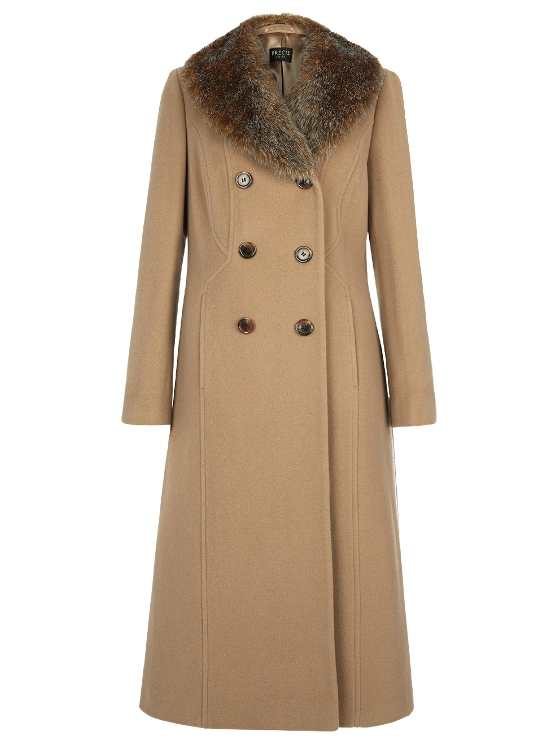 Cropped Jacket and Coat for Petite Women Fur Petite Coat Fashion Looks How to Wear Winter Coat with Volume for Petite Ladies Fur or faux fur coats that add a bit of volume are fine if you are small and petite, as long as they fit well and aren't too long.