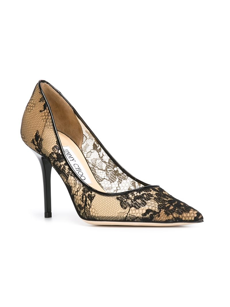 98135a98926 Gallery. Previously sold at  Farfetch · Women s Jimmy Choo Agnes ...