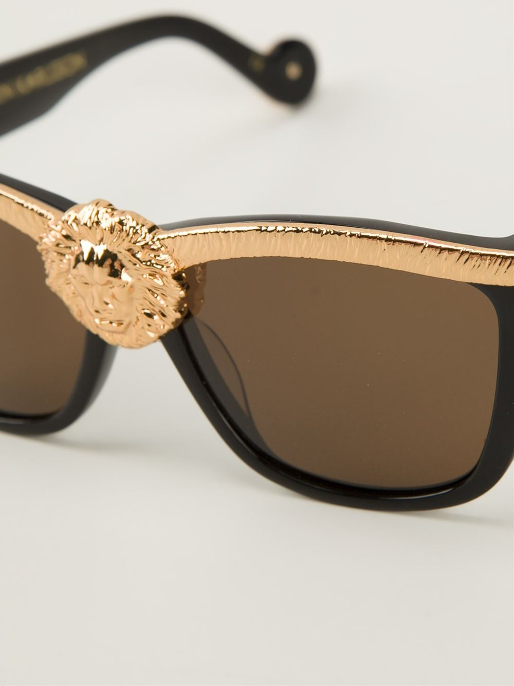 dc1e0f95ab0 Lyst - Anna Karin Karlsson  Lioness  Sunglasses in Black