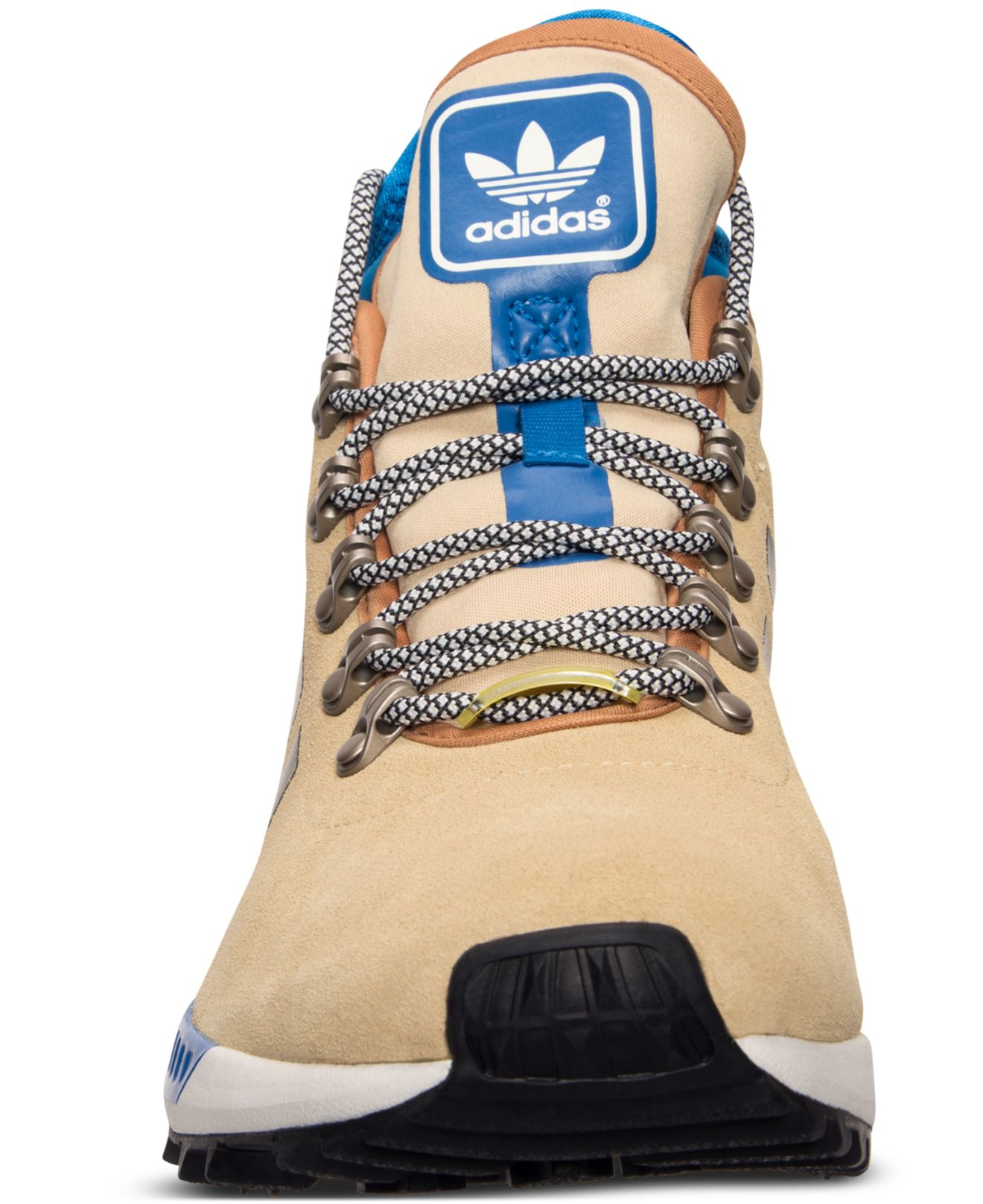 2cfbdcc1b Lyst - adidas Men s Originals Zx Flux Winter Sneakerboots From ...