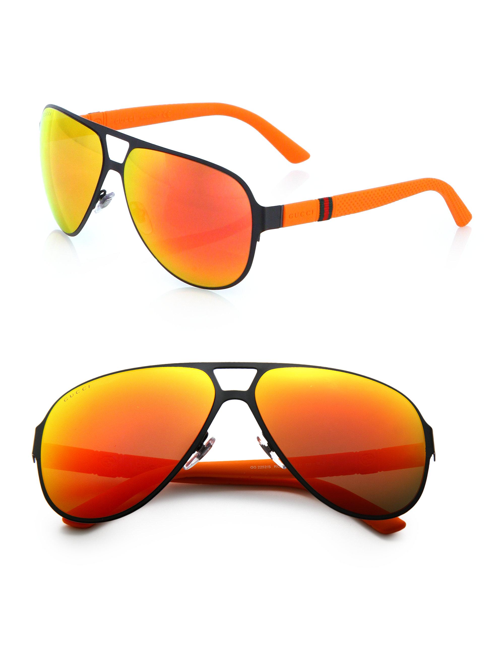75753a5e0d Gucci Aviator Sunglasses Yellow Leopard - Restaurant and Palinka Bar