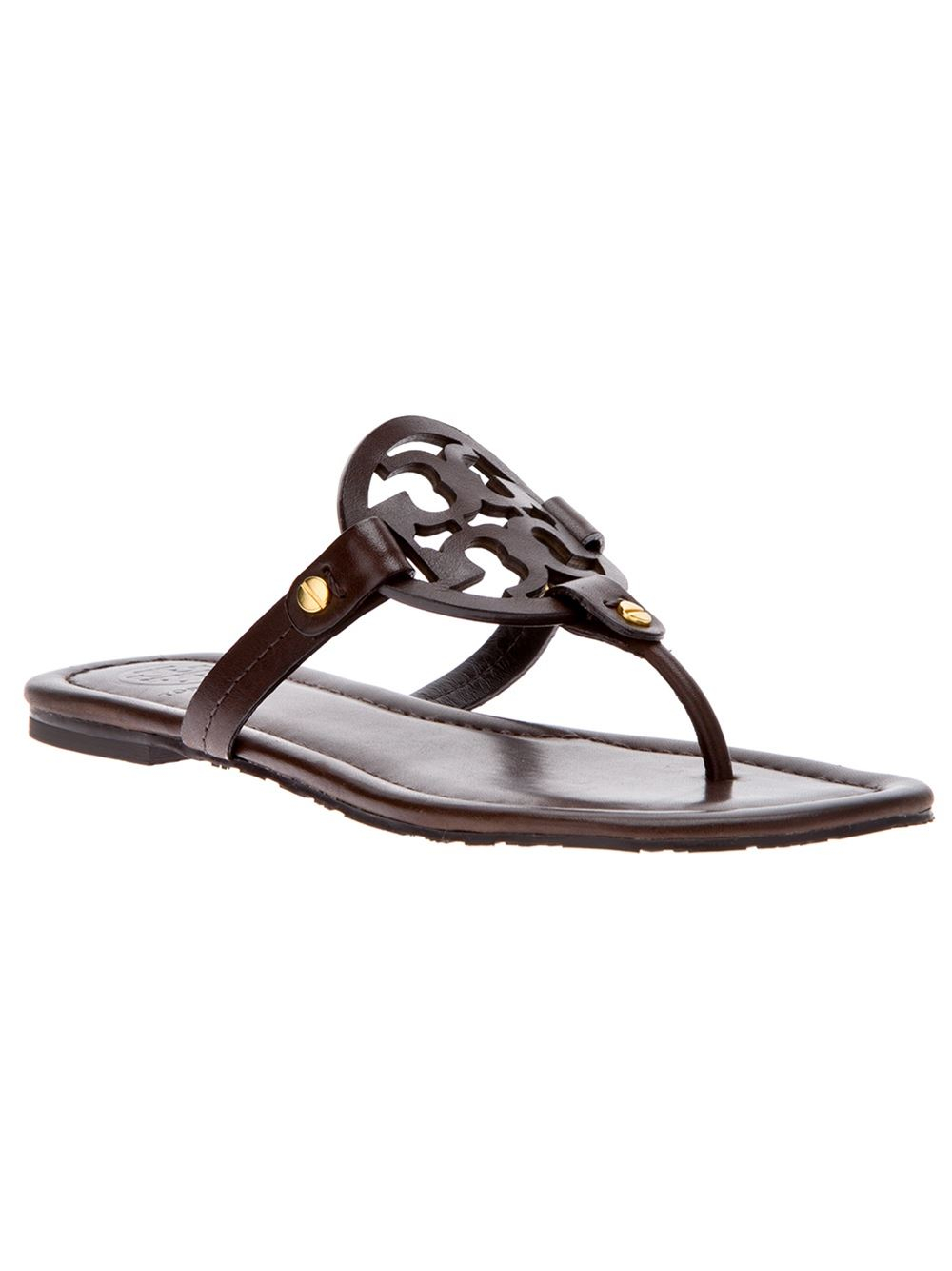 1ba63416ee00 Gallery. Previously sold at  Farfetch · Women s Saint Laurent Nu Pieds  Women s Soft Leather Sandals ...