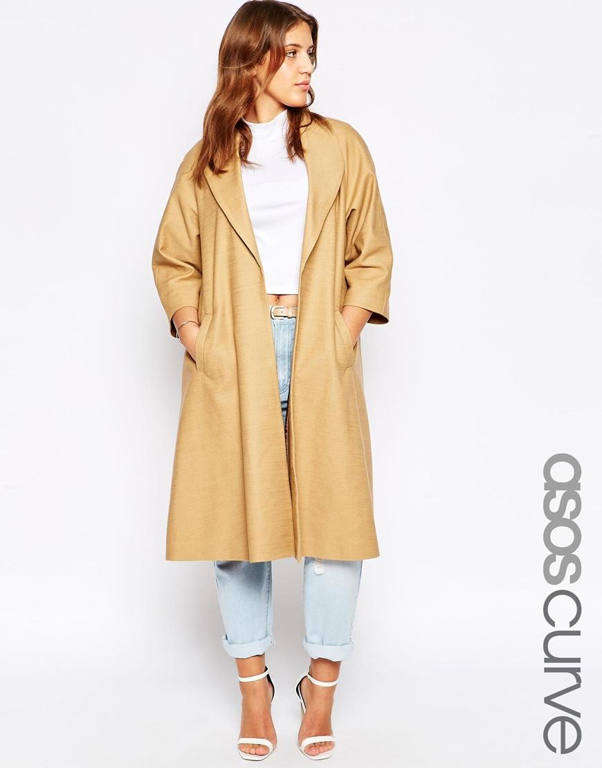 Manteau cape femme asos