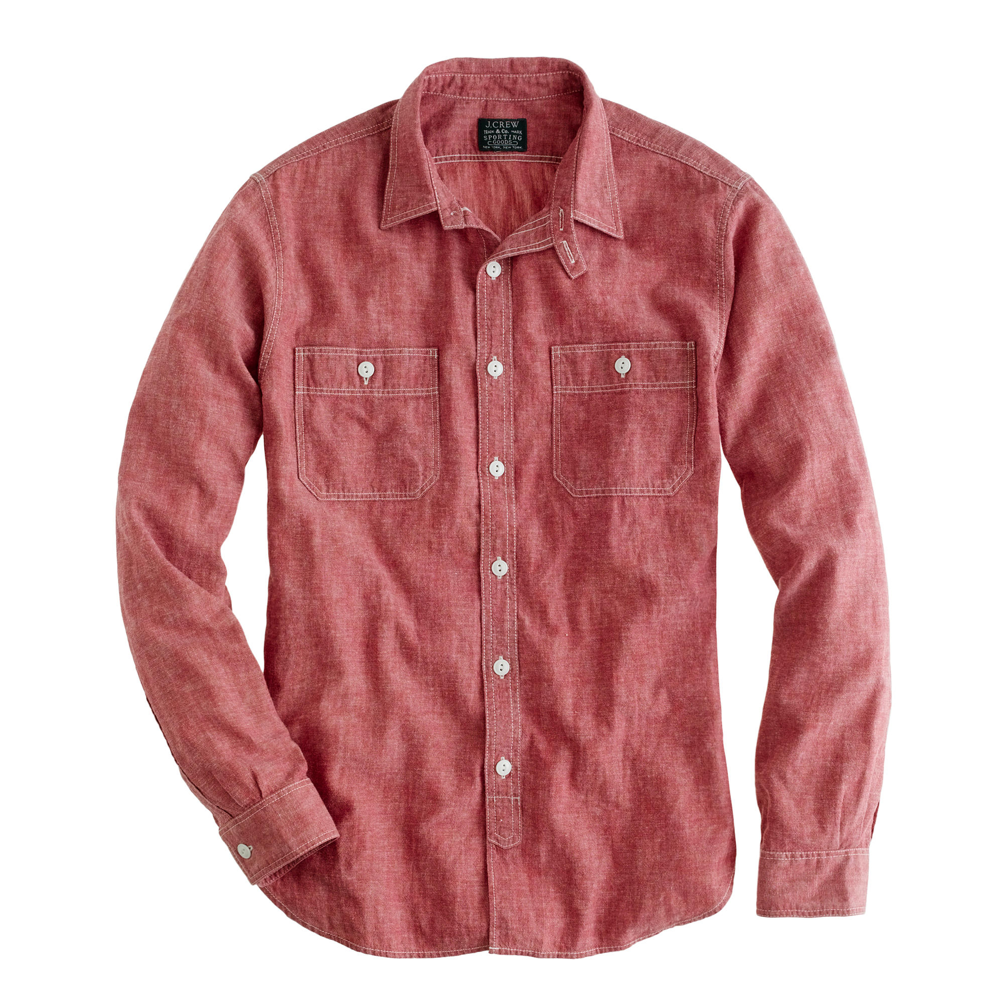 Find Red Kap SC14LB Western Style Long Sleeve Chambray Work Shirts at wholesale prices. Stylish yet comfortable/5(26).