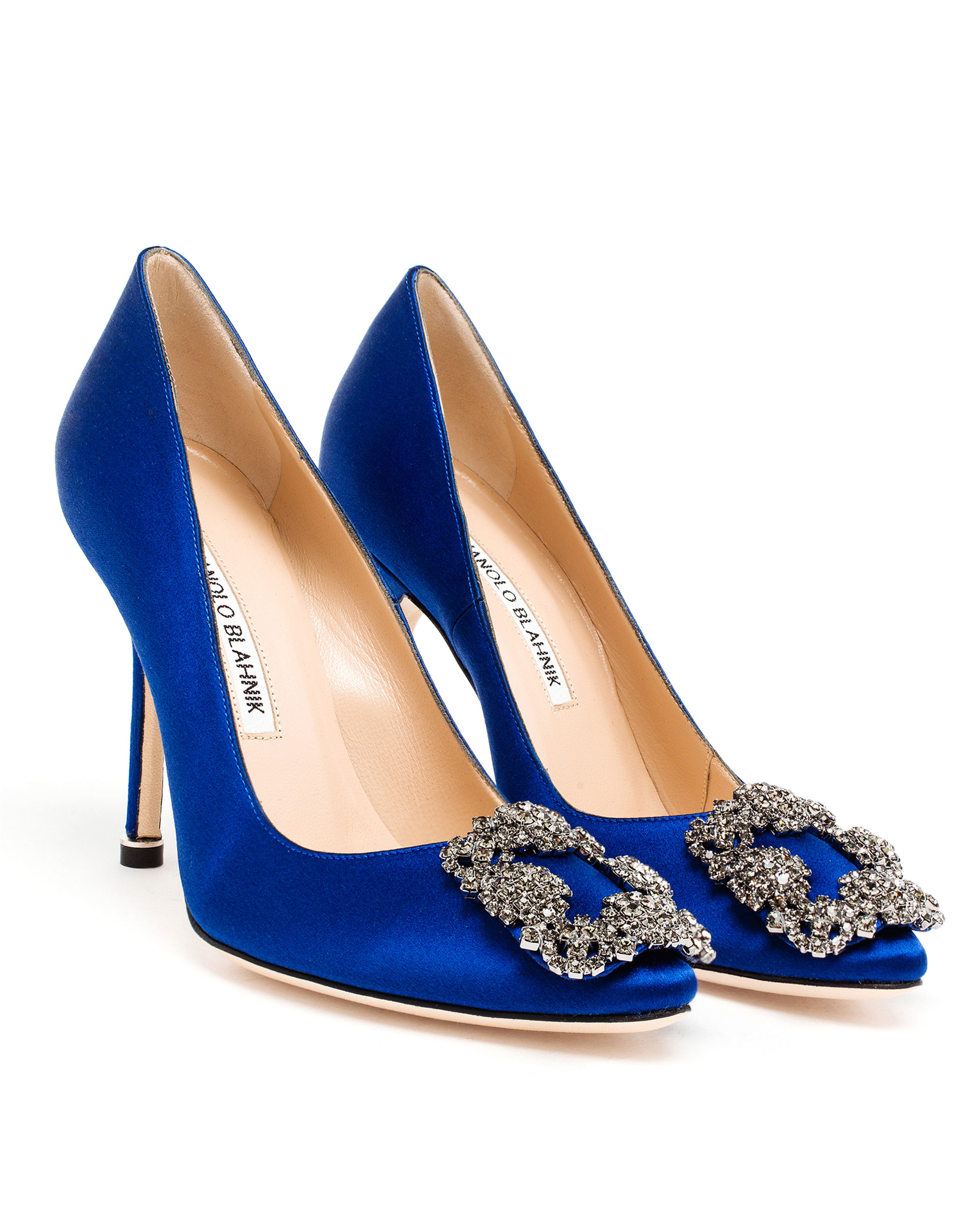 4b6eeb668c85e9 Gallery. Previously sold at  Browns · Women s Manolo Blahnik Hangisi ...